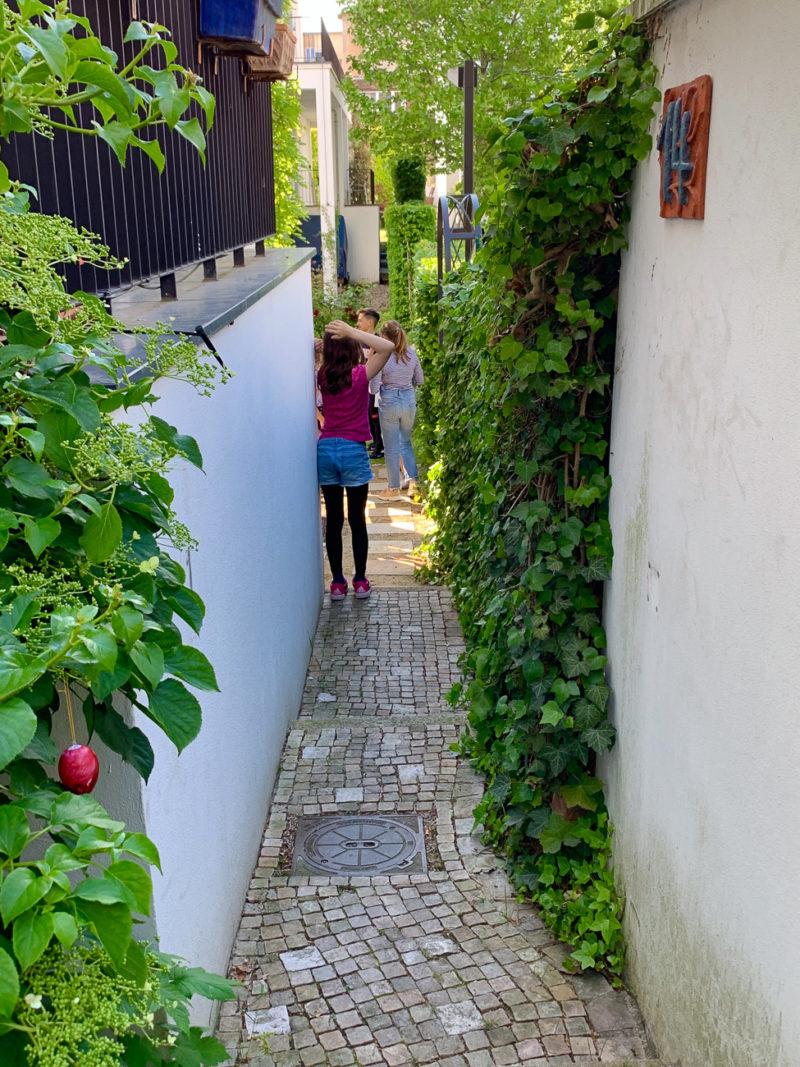 Offenes Haus, glückliche Kindheit | berlinmittemom.com
