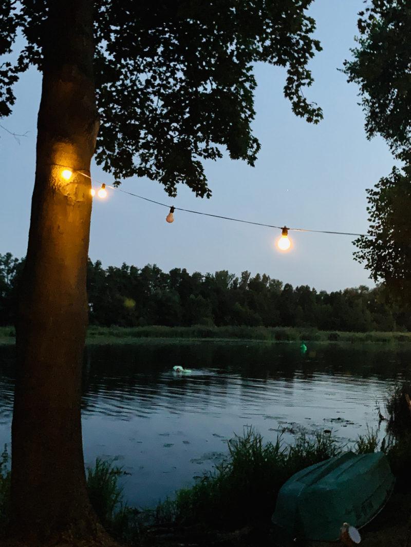 Abendschwimmen in Liepe | berlinmittemom.com