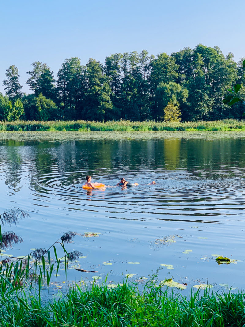 Sommer am Oder-Havel-Kanal | berlinmittemom.com