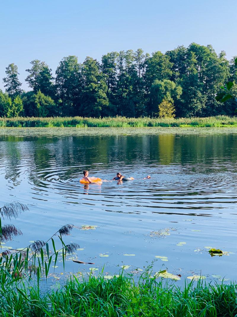 Sommer am Oder-Havel-Kanal | berlinmittemom.com