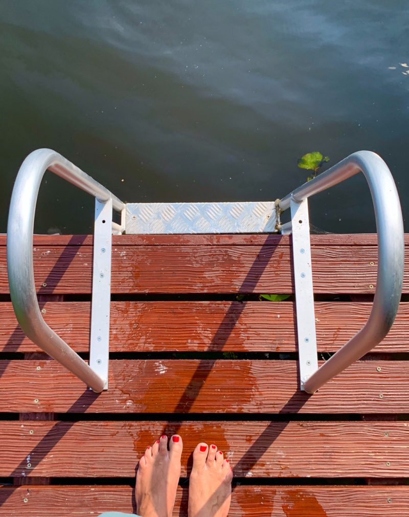 Steg am Oder-Havel-Kanal | berlinmittemom.com
