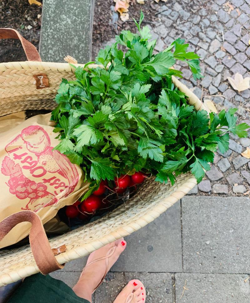 Wochenende in Bildern: Marktbesuch am Arnswalder Platz | berlinmittemom.com
