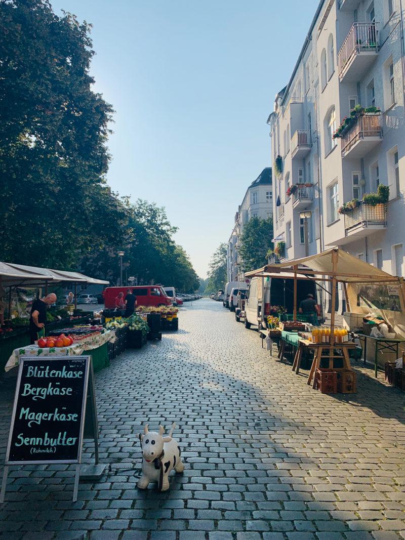 Wochenmarkt am Arnswalder Platz | berlinmittemom.com
