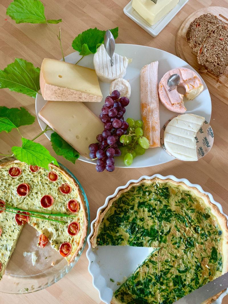 Quiche und Käse | berlinmittemom.com