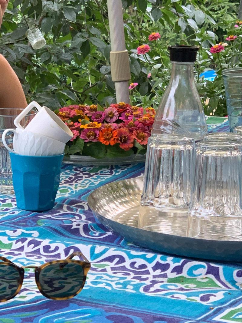 Wochenende in Bildern: Terrasse | berlinmittemom.com