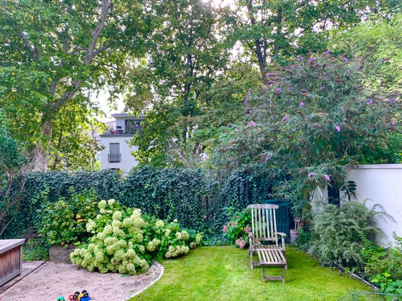 Herbstmorgen im Garten | berlinmittemom.com