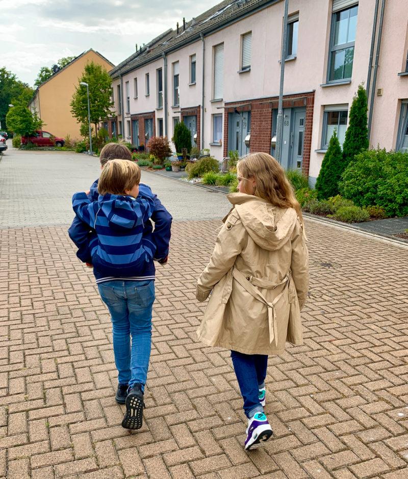 Spaziergang mit Neffchen | berlinmittemom.com