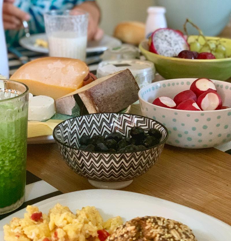 Wochenende in Bildern: Frühstück am Sonntag | berlinmittemom.com