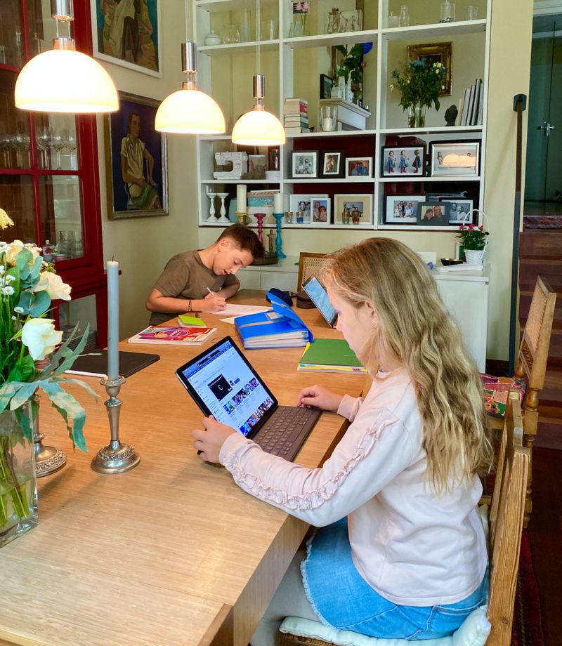 Hausaufgaben am Sonntag | berlinmittemom.com