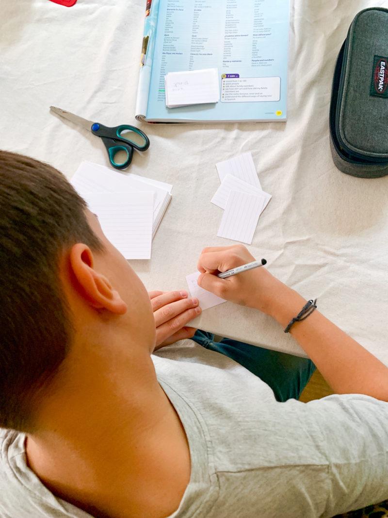 Wochenende in Bildern: Vokabeln lernen | berlinmittemom.com