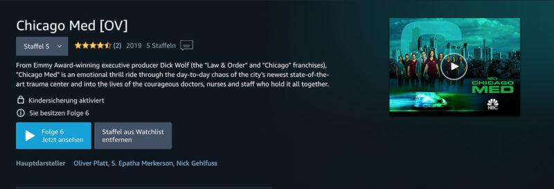 Freitagslieblinge: Chicago Med | berlinmittemom.com