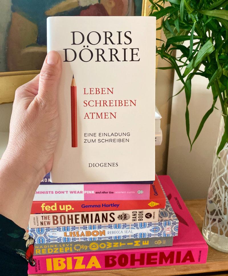 Doris Dörrie, Leben, Schreiben, Atmen | berlinmittemom.com