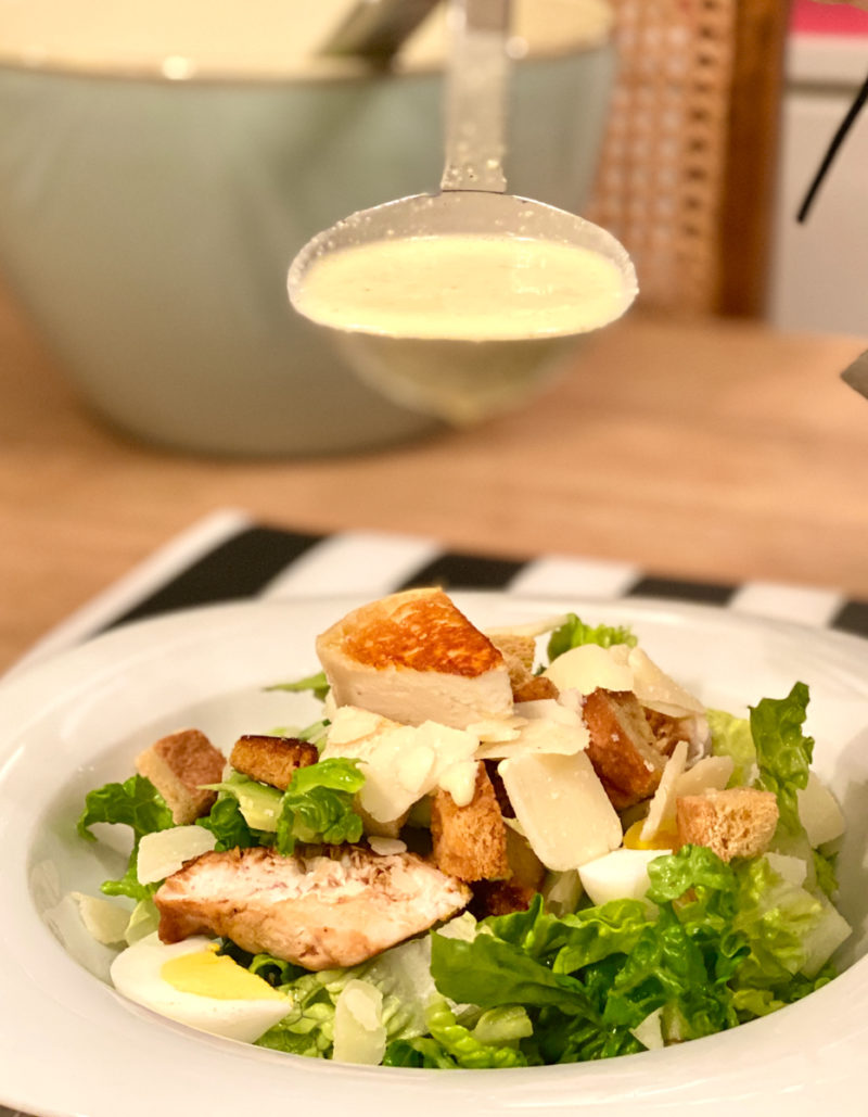 Original Dressing für Caesar Salad | berlinmittemom.com