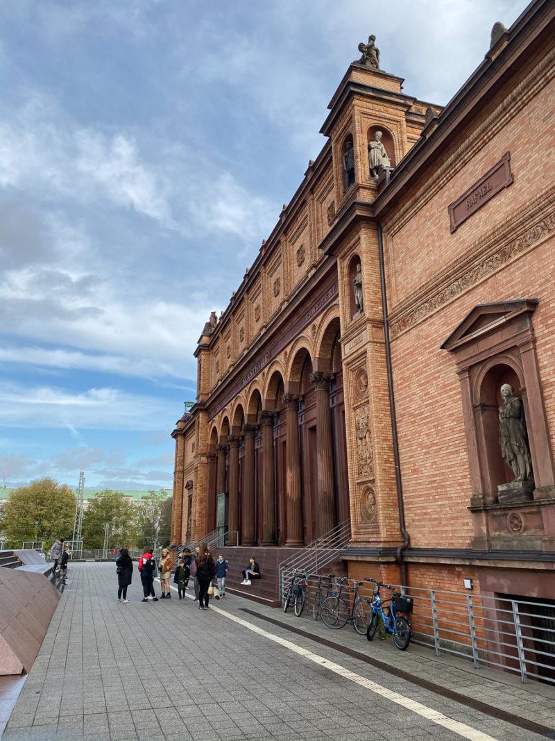 Kunsthalle Hamburg | berlinmittemom.com