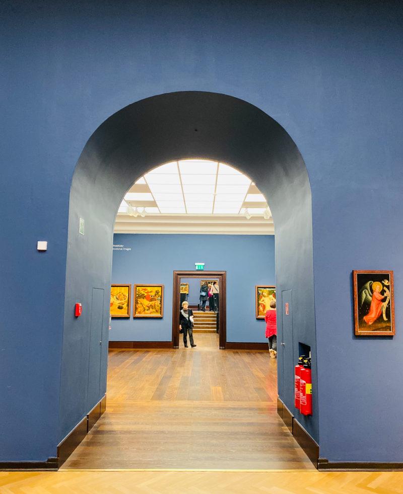 Kunsthalle Hamburg, Durchgang | berlinmittemom.com