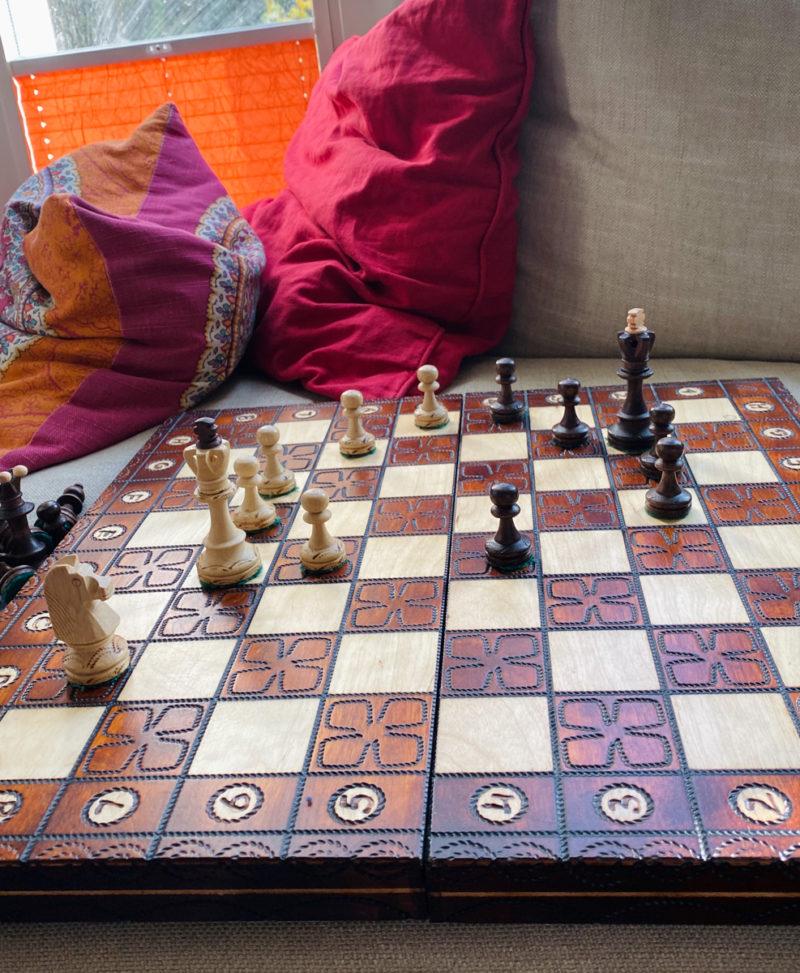 Schachspiel | berlinmittemom.com