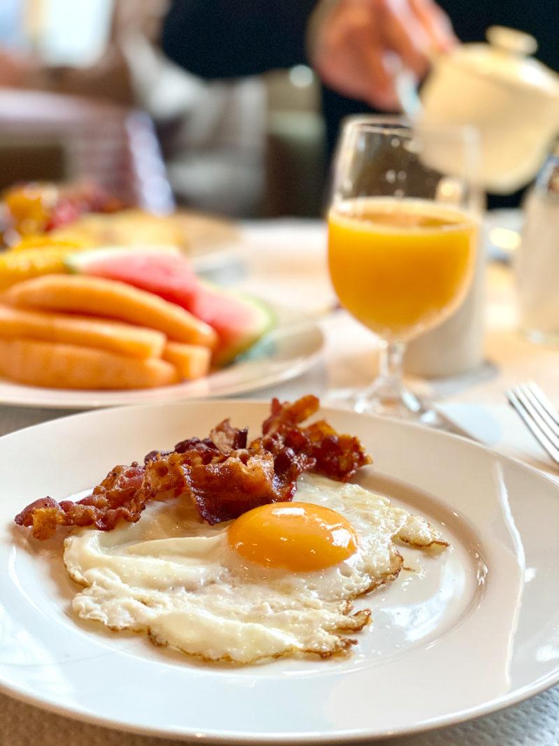Wochenende in Bildern: Hotelfrühstück | berlinmittemom.com