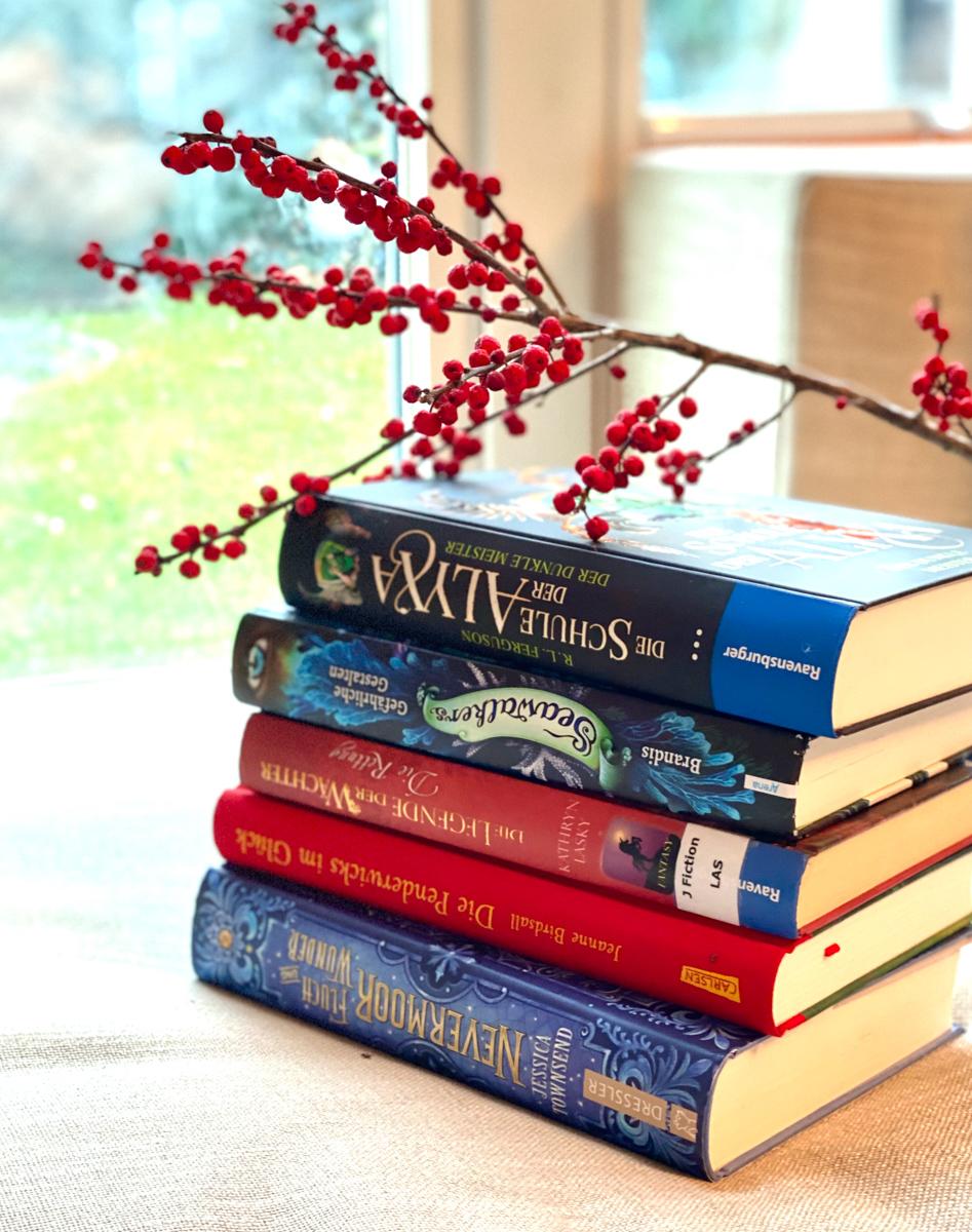 Kinderbuchtipps zu Weihnachten | berlinmittemom.com
