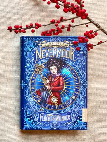 Kinderbuchtipp zu Weihnachten: Nevermoor | berlinmittemom.com