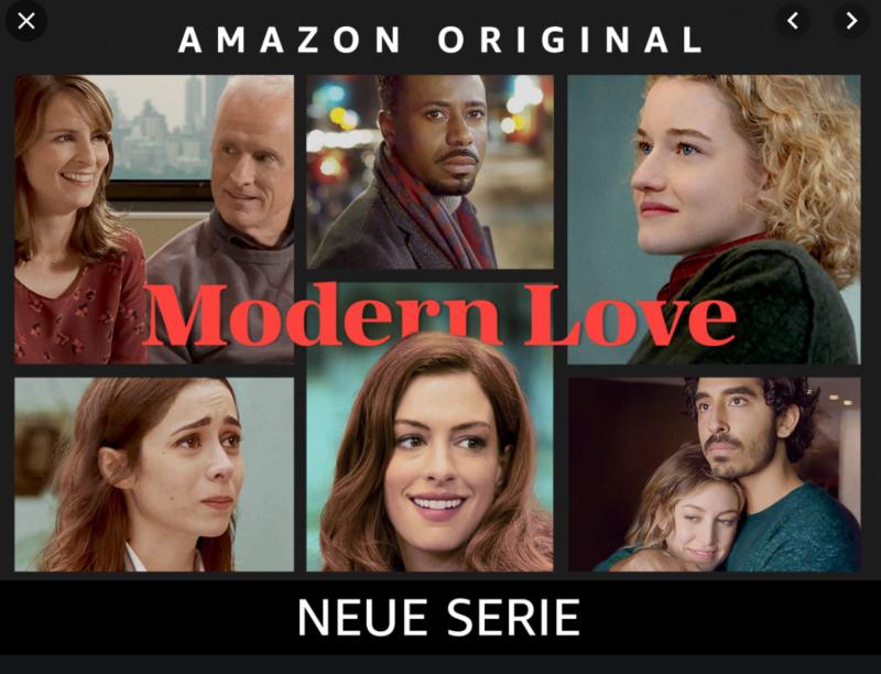 Freitagslieblinge: Serienempfehlung Modern Love | berlinmittemom.com