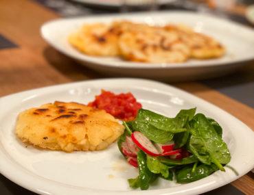 Rezept für Pupusas aus El Salvador | berlinmittemom.com