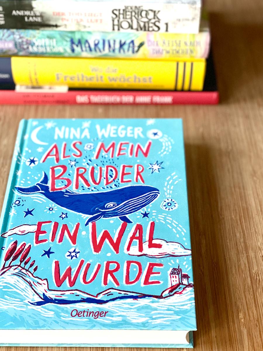 Als mein Bruder ein Wal wurde | berlinmittemom.com