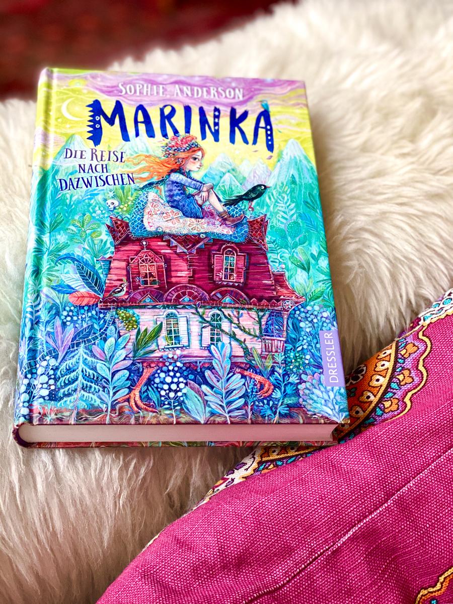 Buchtipps für Kinder: Marinka | berlinmittemom.com