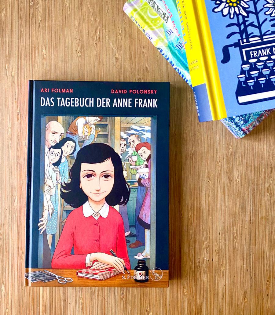 Das Tagebuch der Anne Frank, Graphic Diary | berlinmittemom.com