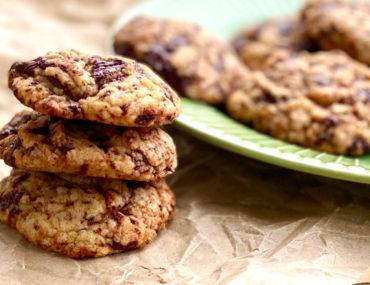 Orangen Schoko Cookies | berlinmittemom.com