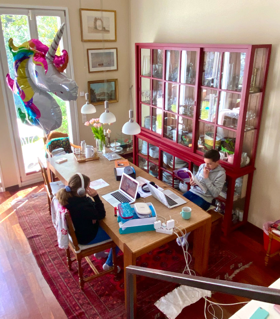 Corona Alltagscheck: Homeschooling | berlinmittemom.com