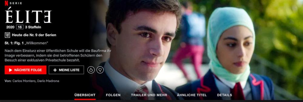 Serientipps: Elite | berlinmittemom.com