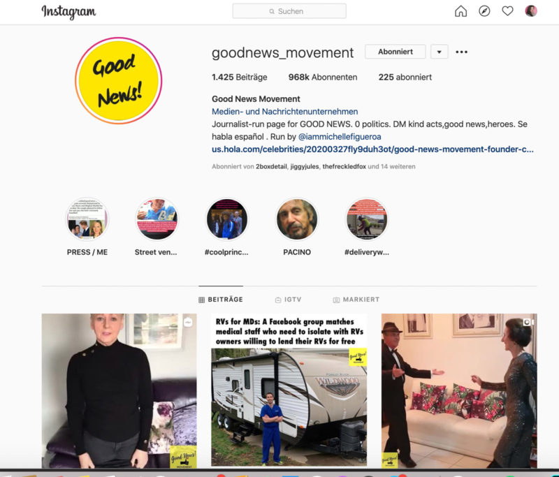 Freitagslieblinge: Goodnews Movement | berlinmittemom.com