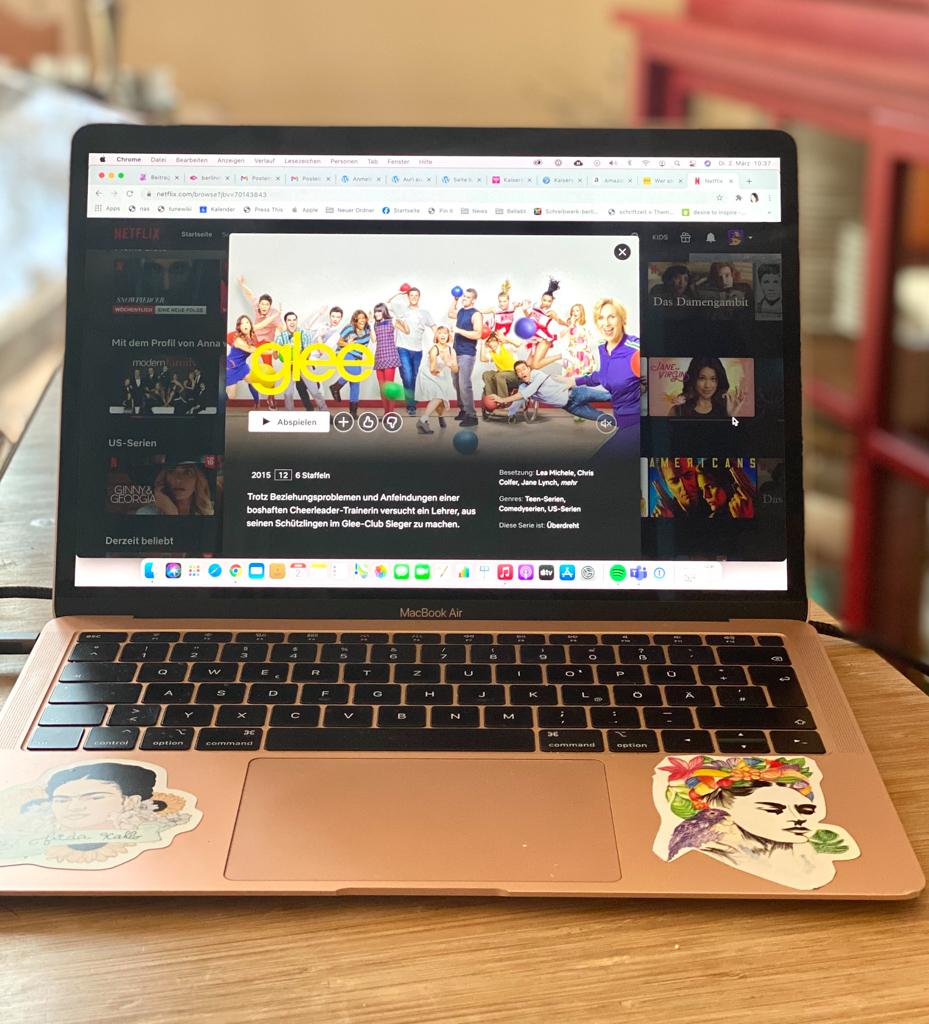Serientipps für Teenager: Glee | berlinmittemom.com