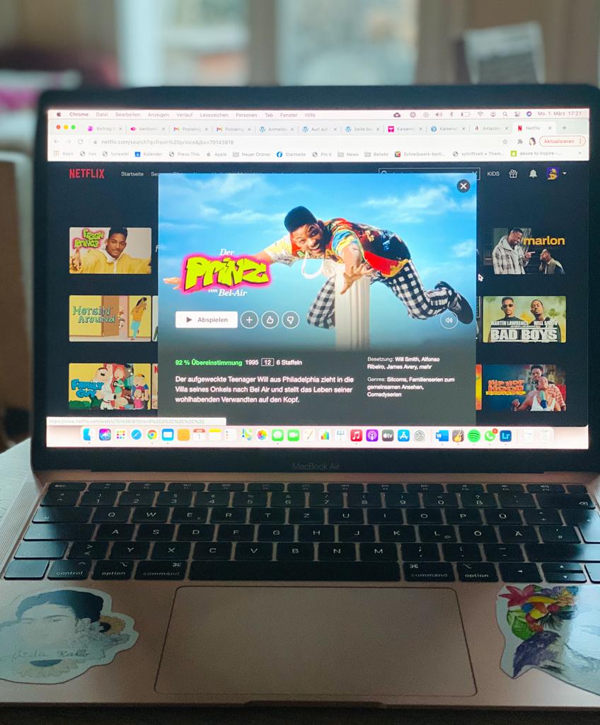 Sitcoms für Teenager: Fresh Prince | berlinmittemom.com