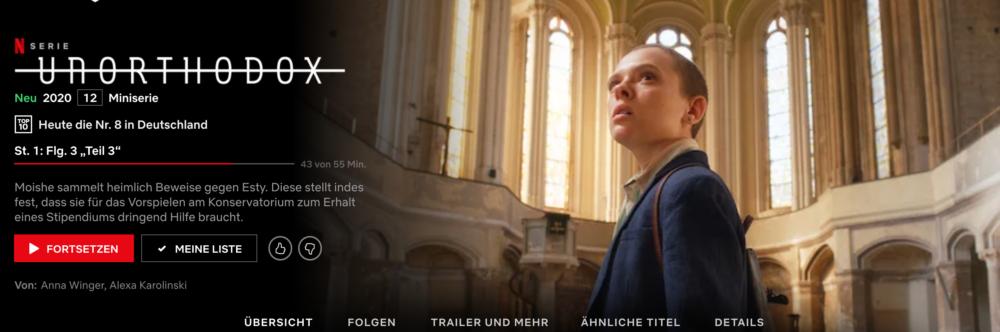 Freitagslieblinge: Serientipp der Woche | berlinmittemom.com