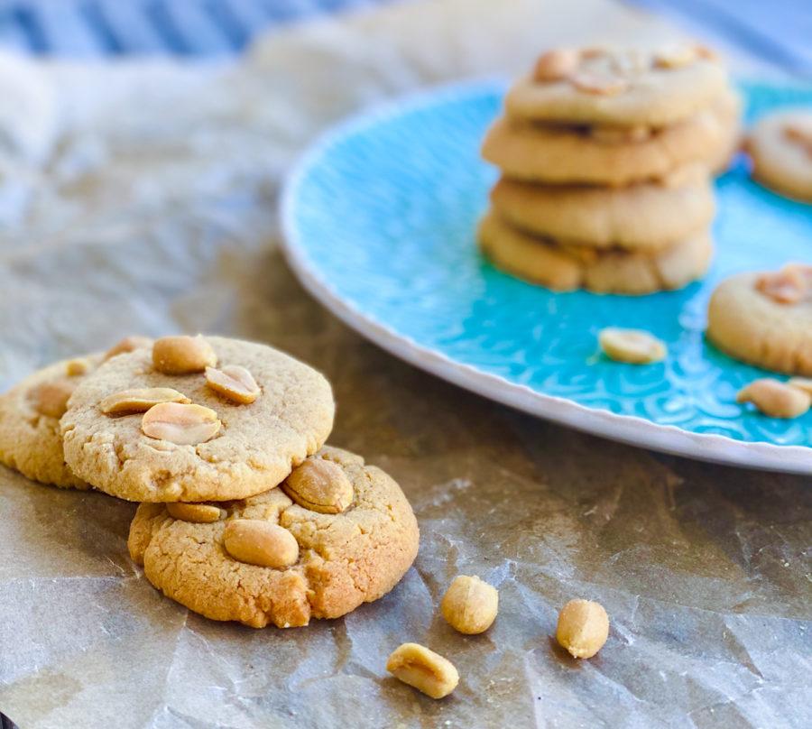 Erdnussbutter Cookies mit Crunch | berlinmittemom.com