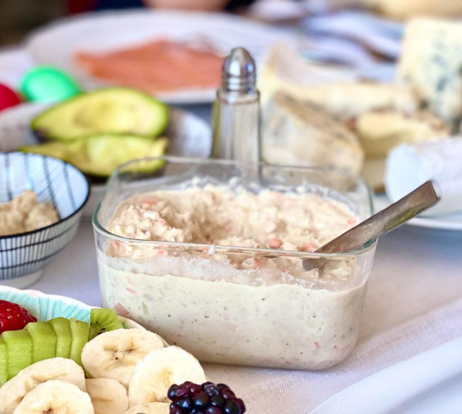 Rezept für Thunfisch Dip | berlinmittemom.com