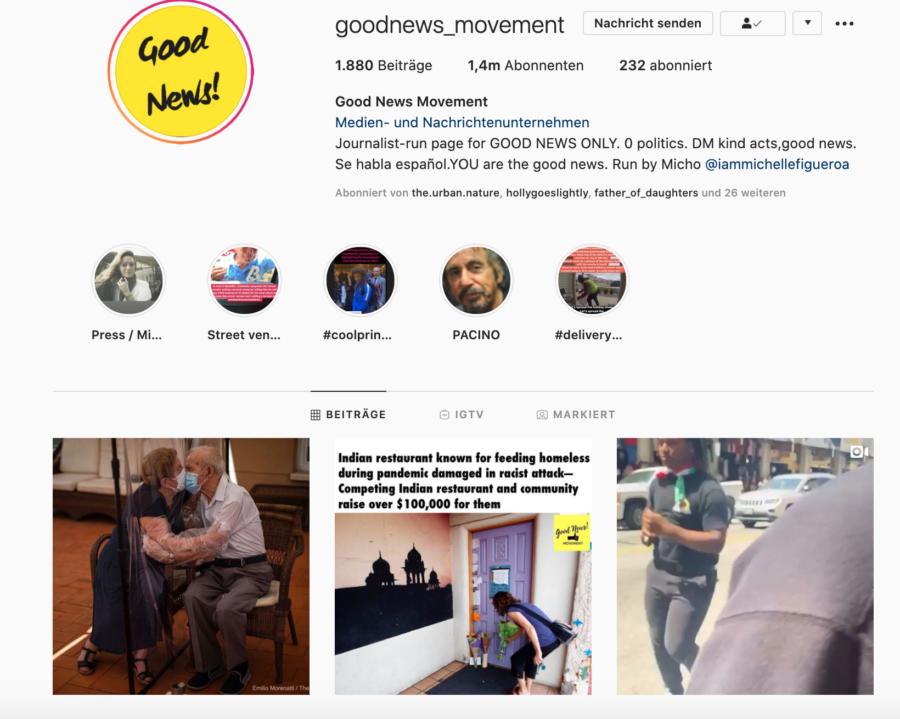 good news movement | berlinmittemom.com
