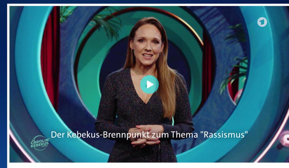 Carolin Kebekus: Brennpunkt Rassismus   berlinmittemom.com