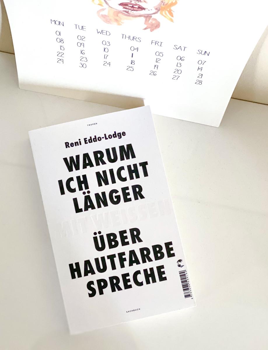 Warum ich nicht länger mit Weißen über Hautfarbe spreche | berlinmittemom.com