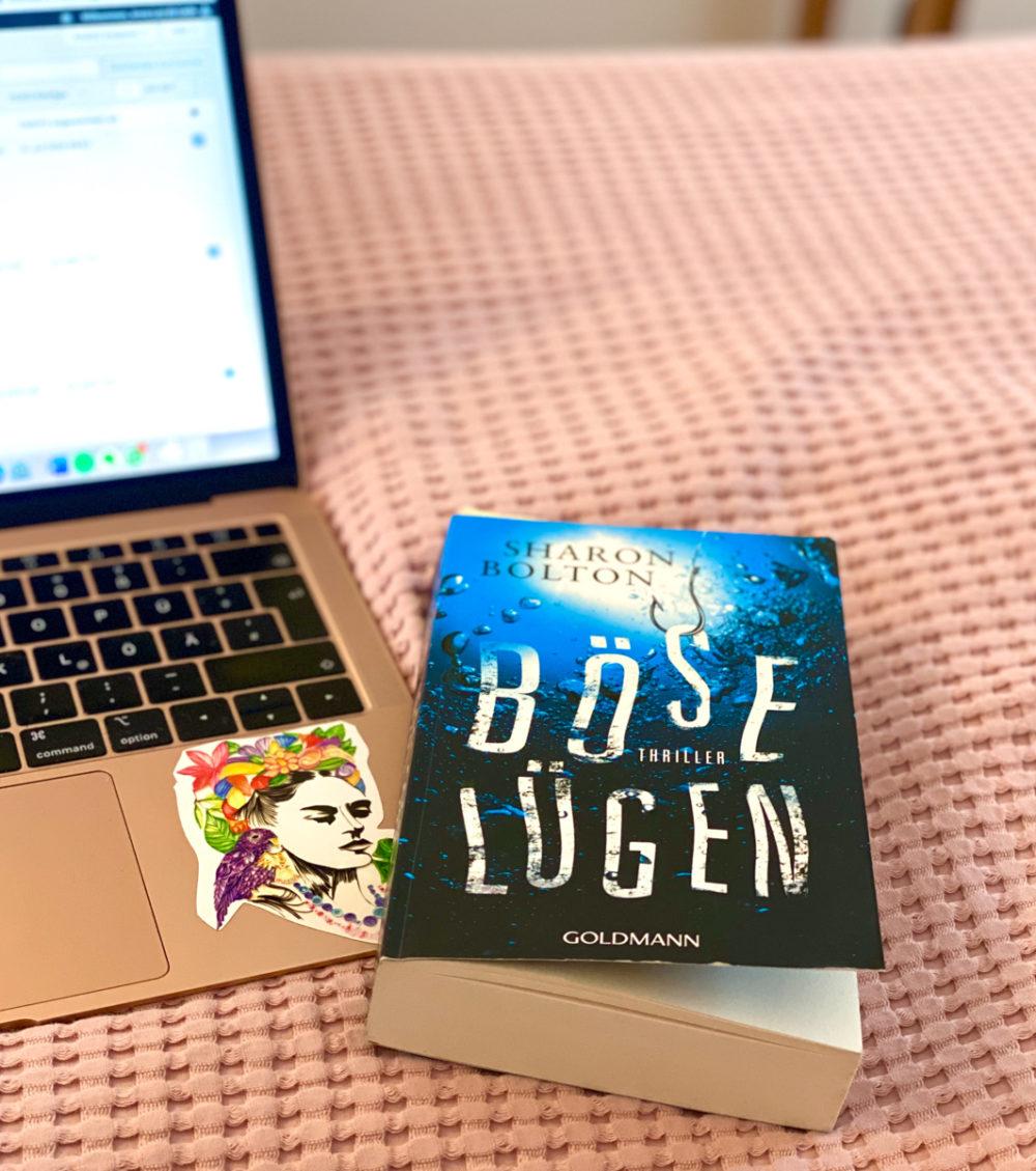 Buch der Woche: Böse Lügen | berlinmittemom.com