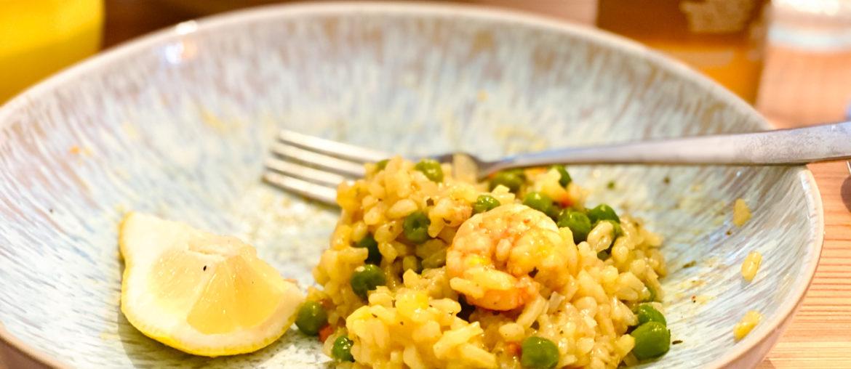 Rezept für selbstgemachte Paella | Mittelmeerfeeling auf dem Darß