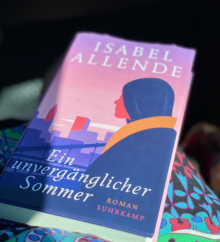 Isabell Allende | berlinmittemom.com