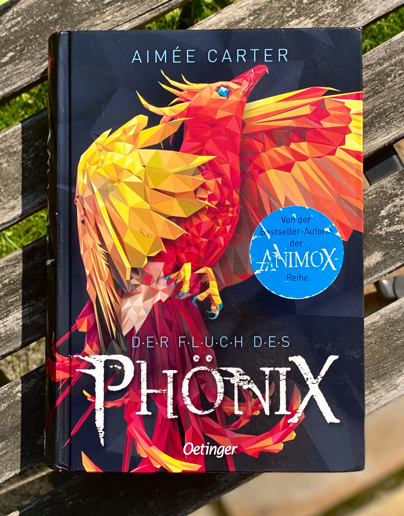 Fluch des Phönix, Aimee Carter | berlinmittemom.com