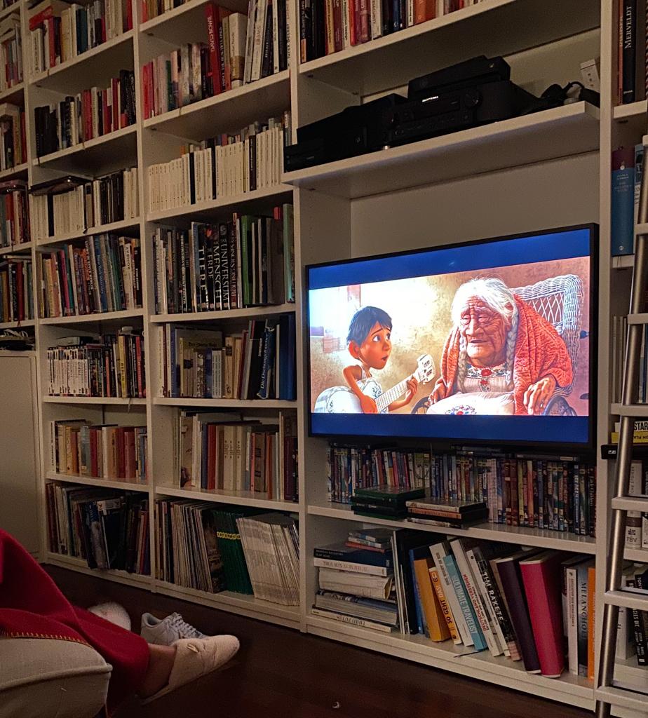 Filmeschauen mit den Kids |berlinmittemom.com