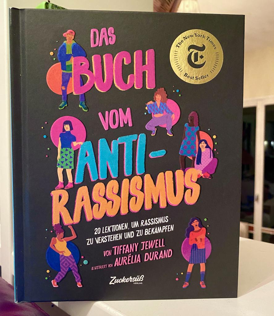 Buch vom Antirassismus | berlinmittemom.com