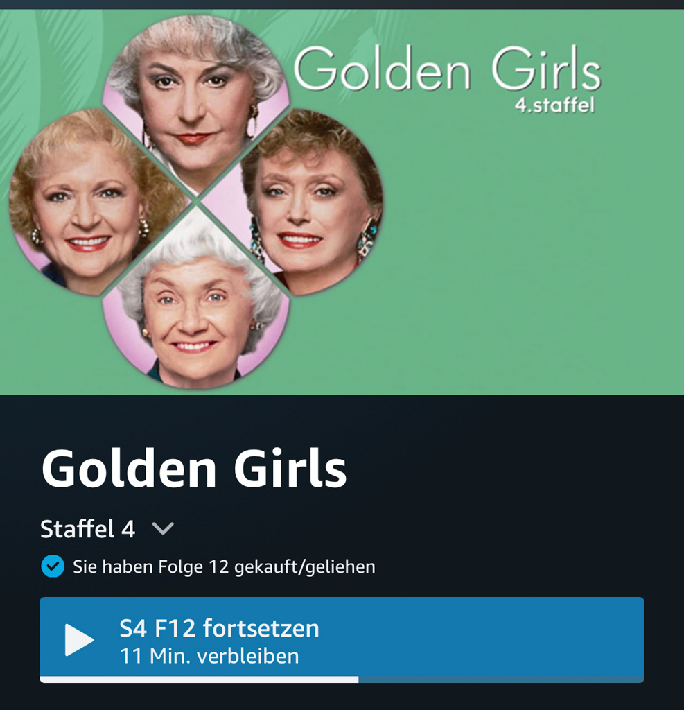Freitagslieblinge: Golden Girls | berlinmittemom.com