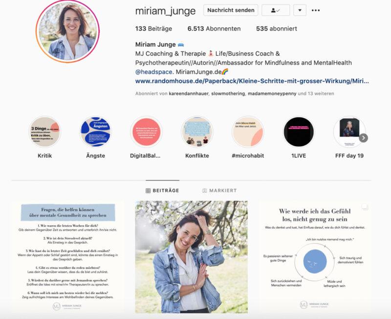 Miriam Junge, Instagram | berlinmittemom.com