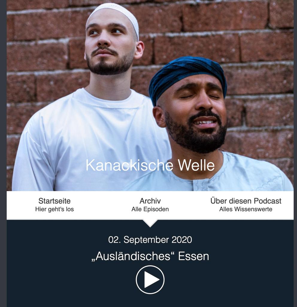 Kanackische Welle | berlinmittemom.com