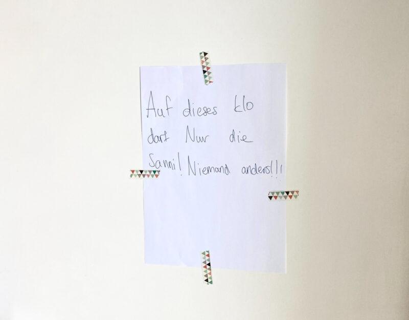 Quarantänebestimmung in der Familie | berlinmittemom.com